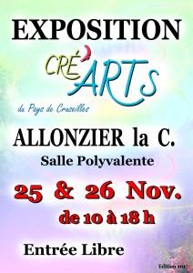 exposition Cré'arts